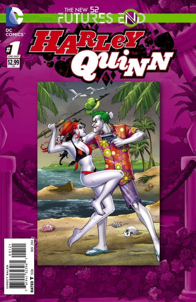 Harley Quinn: Future's End (2014 One-Shot) #1 (Regular Cover - Amanda Conner)