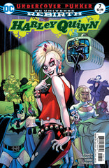 Harley Quinn (2016 series) #05-8 [SET] — Volume 02: Undercover Punker (All Regular Covers)