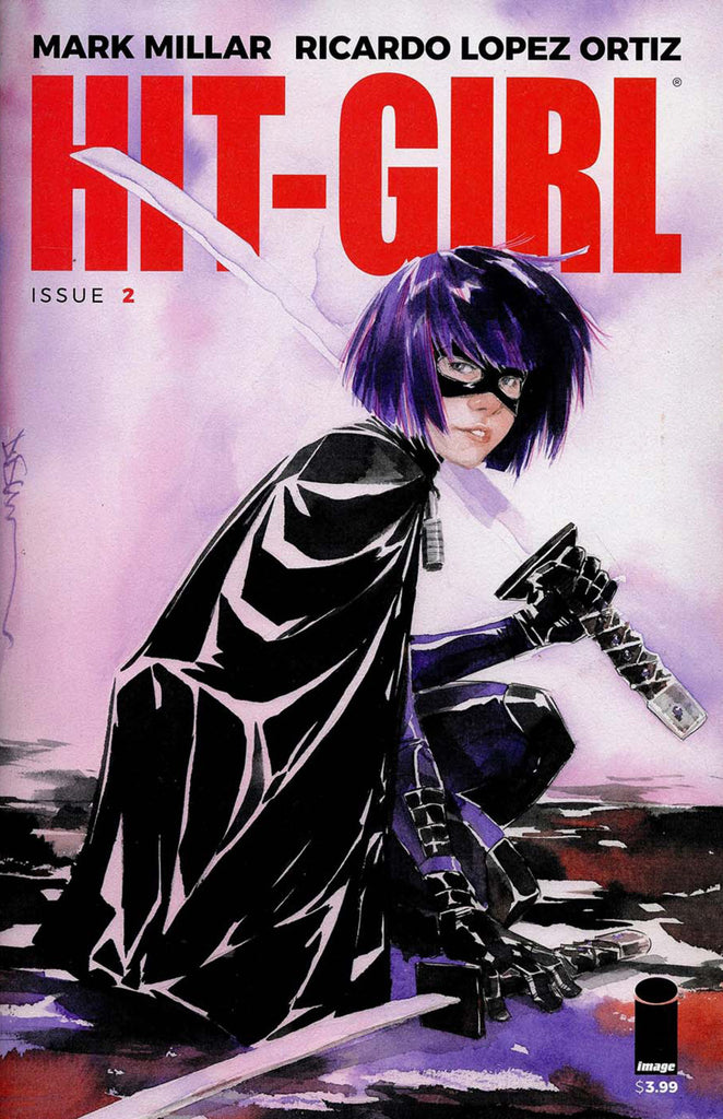 "Hit-Girl (2017 series) #1 (Variant ""C"" Cover - Dustin Nguyen)"