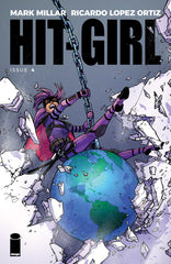 "Hit-Girl (2017 series) #01-4 [SET] — Volume 01: Columbia (All Regular ""A"" Covers)"