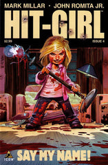 Kick-Ass (2012 mini-series) #1-5 [SET] — Volume 02 Prelude: Hit-Girl (All Regular Covers)