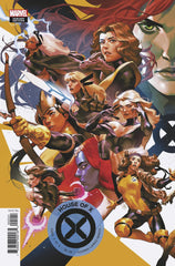 "X-Men (2019 mini-series) #1-6 (x2) [SET] — The House and Power of X (All Variant ""Connecting"" Covers)"