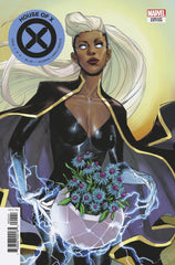 "X-Men (2019 mini-series) #1-6 (x2) [SET] — The House and Power of X (All Variant ""Flower"" / ""New Character"" Covers)"