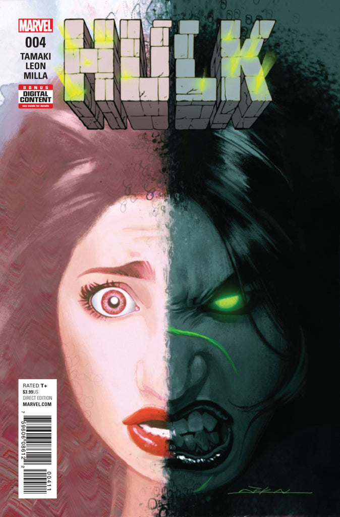 Hulk 2016 series 4 regular cover jeff dekal danz comix and hulk 2016 series 4 regular cover jeff dekal publicscrutiny Images