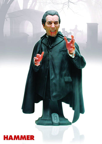 Hammer Horror Masterpiece Collection - Christopher Lee as Count Dracula Maxi-Bust