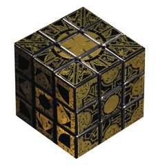 "Hellraiser III: Hell on Earth (Film) – Lament Configuration Puzzle-Box Prop Replica – 3"" Game Cube"