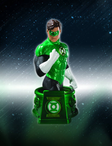 Heroes of the DC Universe (Blackest Night) – Green Lantern Hal Jordan Bust