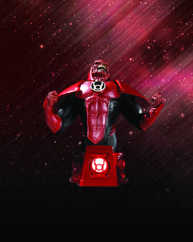 Heroes of the DC Universe (Blackest Night) – Red Lantern Atrocitus Bust