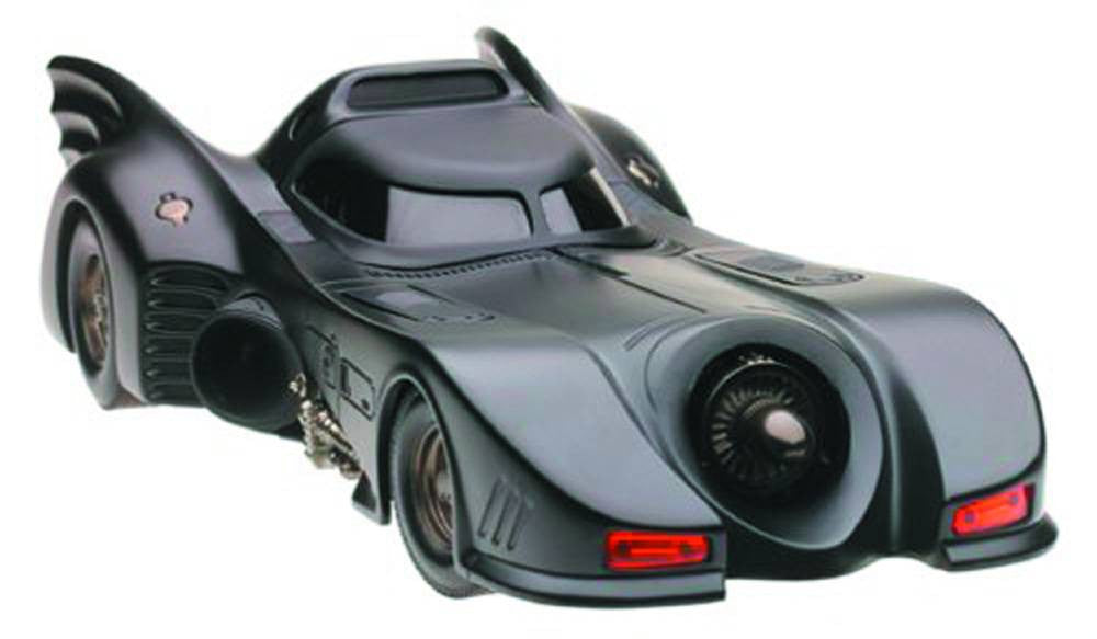 Hot Wheels – HW Heritage Edition – Batman (1989 Film) Batmobile 1:18 Scale Die-Cast Vehicle