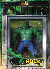 "Hulk (Film) – Series 1 – Punching Hulk 6"" Figure"