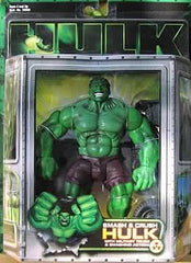 "Hulk (Film) – Series 1 – Smash & Crush Hulk 6"" Figure"