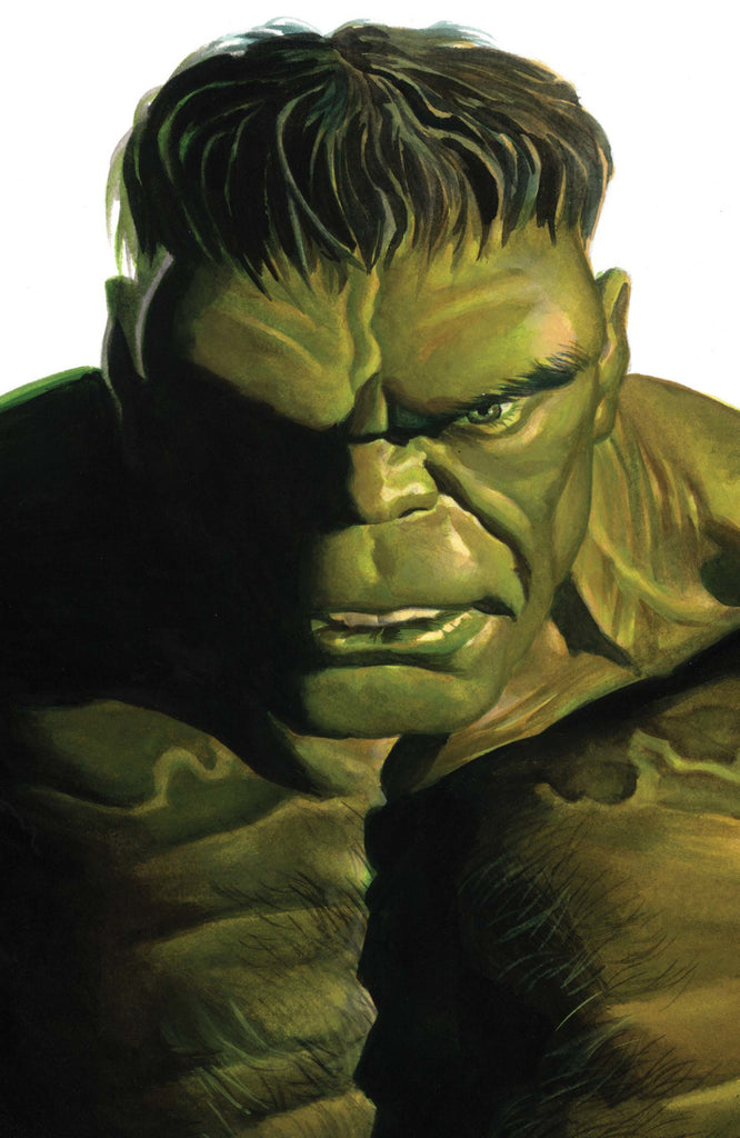 "Immortal Hulk (2018 series) #37 (Variant ""Timeless"" Virgin Art Cover - Alex Ross)"
