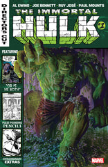 Hulk (2019 mini-series) #1-6 [SET] — Immortal Volume 01: Or Is he Both? (All Director's Cut Editions)