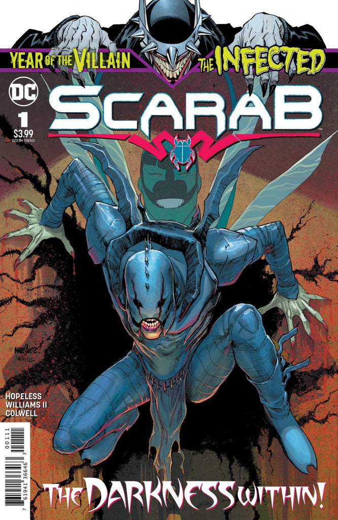 Infected; Scarab (2019 one-shot) #1