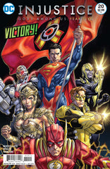 Injustice; Gods Among Us (2015 mini-series) #1-12 + Annual #1 [SET] — Volume 05: Year Five