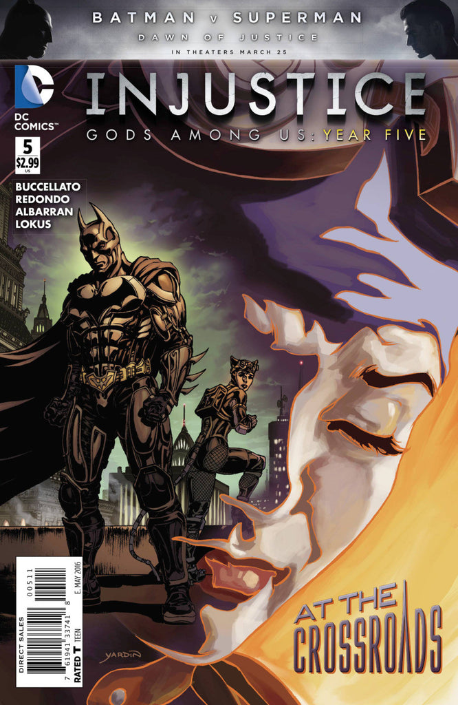Injustice Gods Among Us 2015 Mini Series 1 12 Annual 1 Set