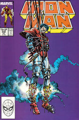 Iron Man (1968 series) #225 (A Multi-Title Crossover) [SET] — The Armor Wars; The Complete Saga