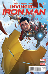 Iron Man (2015 series) #01-5 [SET] — Volume 01: Reboot