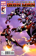 Iron Man (2008 series) #510-515 + Annual #1 [SET] — Volume 09: Demon; The Revenge of The Mandarin