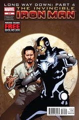 Iron Man (2008 series) #516-520 [SET] — Volume 10: The Long Way Down