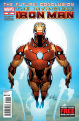 Iron Man (2008 series) #521-527 [SET] — Volume 11: The Future