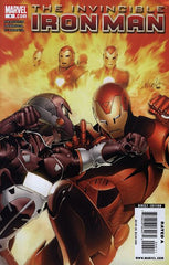 Iron Man (2008 series) #01-7 [SET] — Volume 01: The Five Nightmares (All Regular Covers)