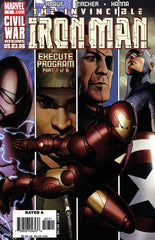 Iron Man (2004 series) #07-12 [SET] — Volume 02: Execute Program