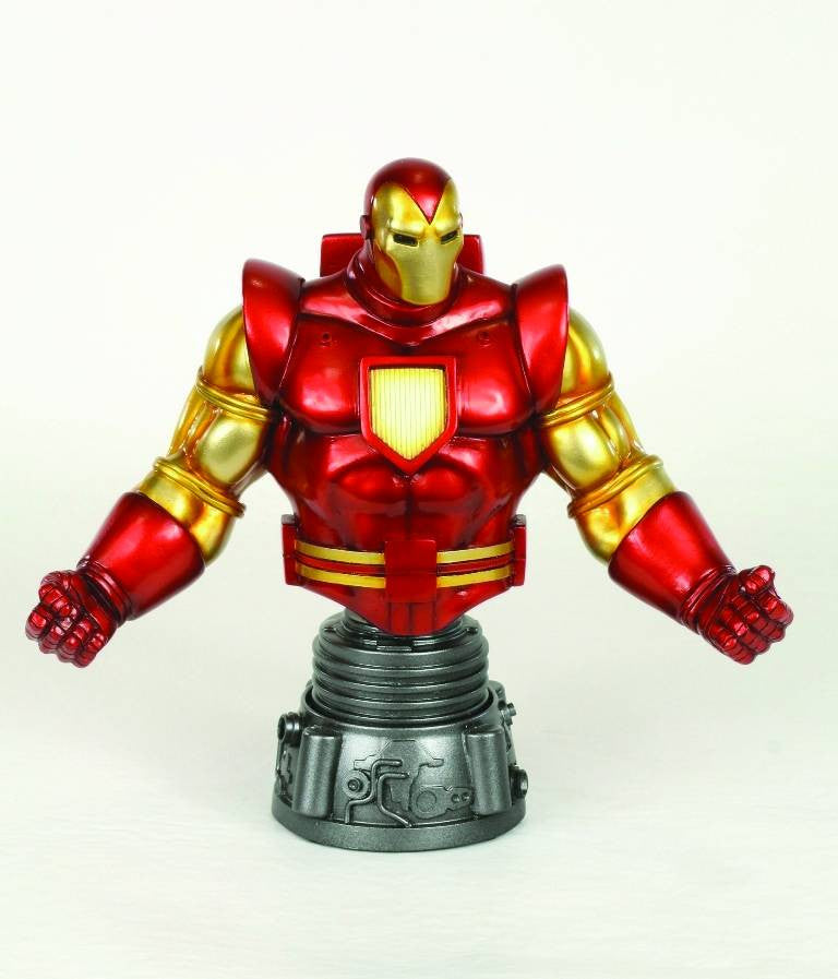 Iron Man Space Armor Bust
