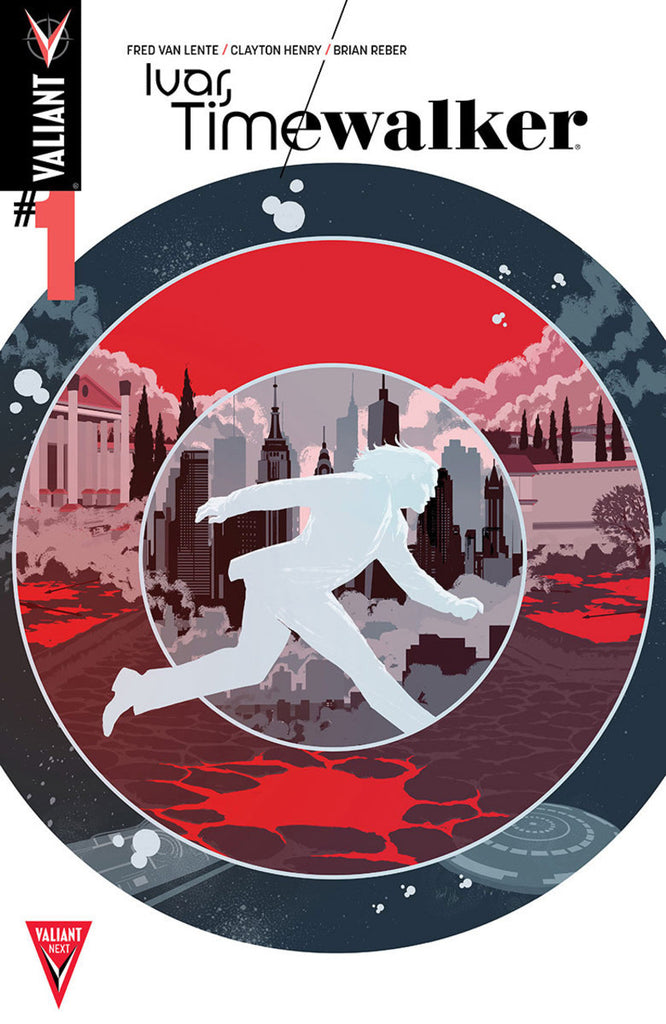 Ivar; Timewalker (2015 series) #01-4 [SET] — Volume 01: Making History (All Regular Covers)