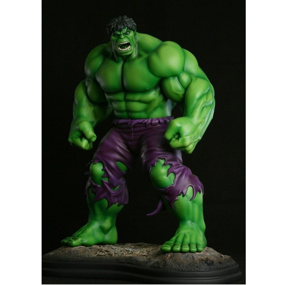 Avengers:  Incerdible Hulk Full-Size Statue (Variant Version) (Bowen Designs Web Exclusive)