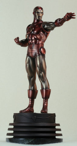 Avengers: Iron Man Full-Size Statue (Classic  Version) (Variant Faux Bronze Version)