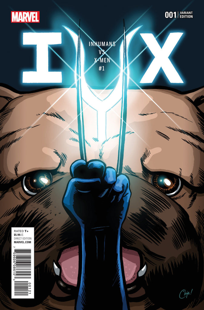 "IvX (2016 Mini-Series) #1 (of 6) (Variant ""Party Exclusive"" Cover - Chip Zdarsky)"