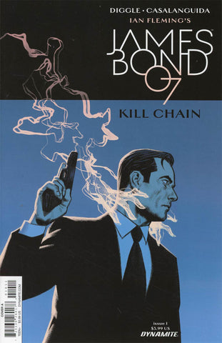 James Bond 007 (2017 mini-series) #1-6 [SET] — Volume 05: Kill Chain (All Regular Covers)