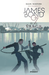 James Bond 007 (2015 series) #01-6 [SET] — Volume 01: VARGR (V)