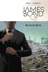James Bond 007; Black Box (2017 Mini-Series)