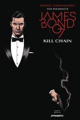 James Bond 007; Kill Chain (2017 mini-series)