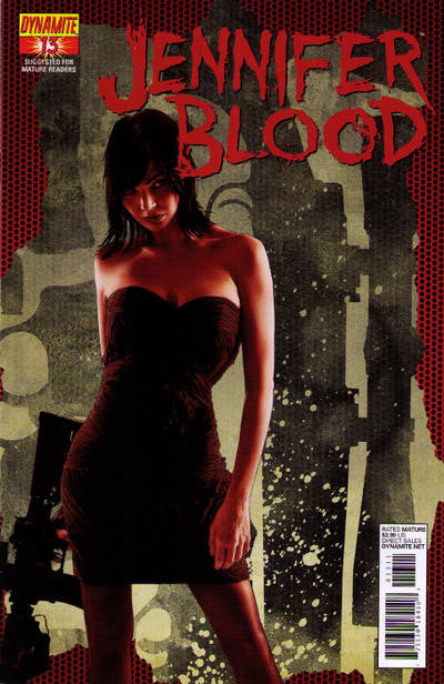 Jennifer Blood (2011 series) #13-18 [SET] — Volume 03: Neither Tarnished Nor Afraid