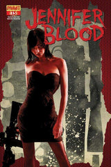 Jennifer Blood (2010 Series)