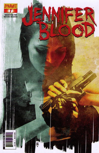 Jennifer Blood (2011 series) #07-12 + Annual [SET] — Volume 02: Beautiful People (All Regular Covers)