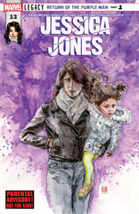 Jessica Jones (2016 series) #13-18 [SET] — Volume 03: The Return of the Purple Man (All Regular Covers)