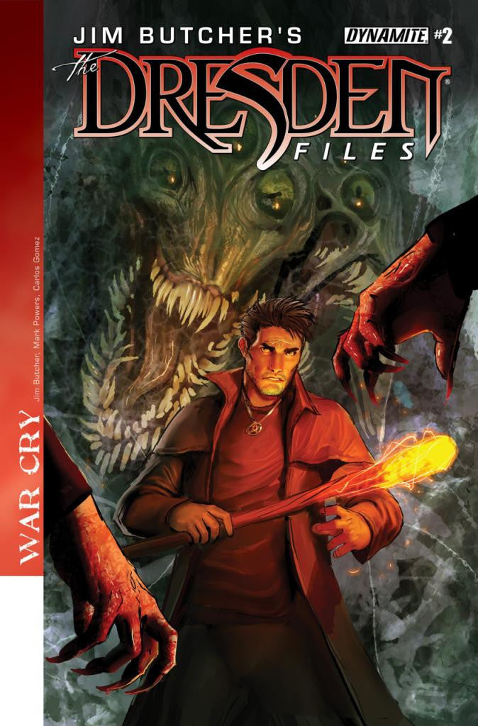 Jim Butcher's Dresden Files: War Cry (2014 Mini-Series) #2