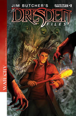 Jim Butcher's Dresden Files: War Cry (2014 Mini-Series)