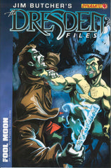 Jim Butcher's The Dresden Files (2010 mini-series) #1-8 [SET] — Book 02: Fool Moon