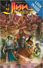 Jinn Warriors Preview Flip-Book (2013 One-Shot)