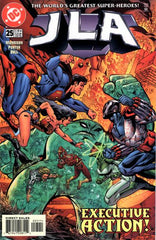 JLA (1996 series) #24-33 [SET] — Volume 05: Justice For All