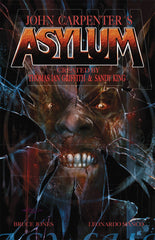 John Carpenter's Asylum (2013 series) #01-6 [SET] — Volume 01: The Angel Killer