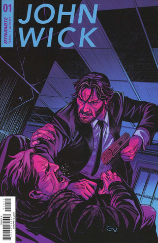 "John Wick (2017 mini-series) #1-5 [SET] — Volume 0: The Book of Rules (All Regular ""A"" Covers)"