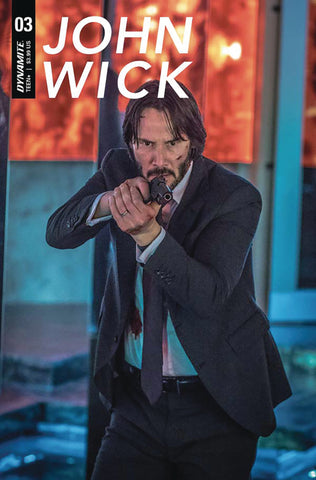 "John Wick (2017 mini-series) #3 (of 5) (Variant ""C"" Cover - Photo)"