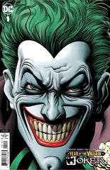 Joker; Year of the Villain (2019 one-shot)