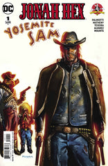 Jonah Hex / Yosemite Sam (2017 One-Shot)